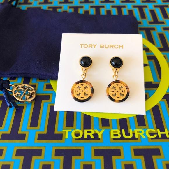 27c9d37ff Tory Burch Jewelry | Tortoise Dangle Earring | Poshmark